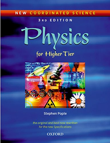 New Coordinated Science: Physics Students' Book: For Higher Tier: Physics Students' Book:...