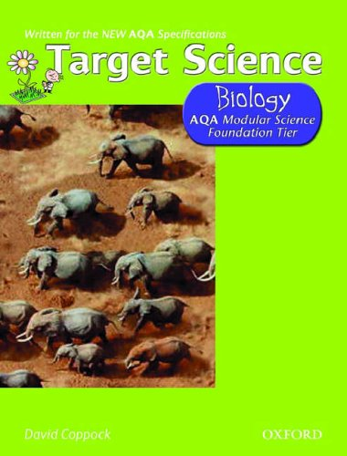 9780199148271: Target Science: Biology: Foundation Tier (Modular Science AQA)