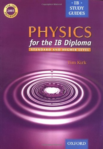 9780199148363: Physics for the Ib Diploma