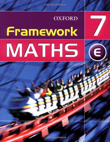 9780199148479: Framework Maths: Year 7 Extension Students' Book