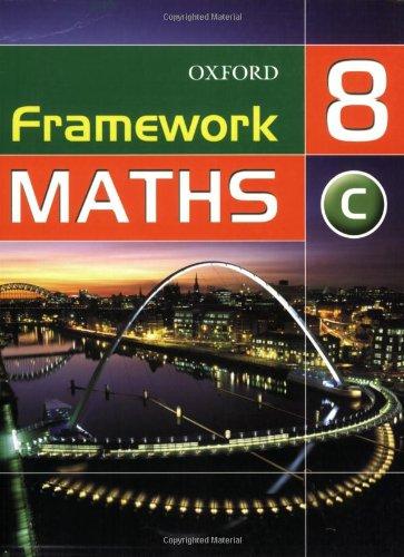 9780199148554: Framework Maths: Y8: Year 8 Core Students' Book