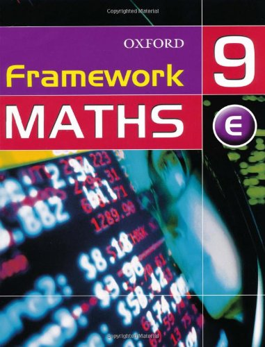 9780199148608: Framework Maths: Year 9: Extension Students' Book: Extension Students' Book Year 9 (Framework Maths Ks3)