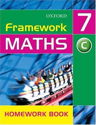 9780199148851: Framework Maths: Year 7: Framework Maths Yr 7 Core Homework Book: Core Homework Book Yr. 7