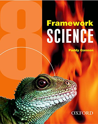 Framework Science: Year 8 Student's Book: Student's: Gannon, Paddy