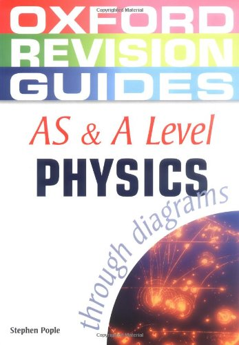9780199150786: AS and A Level Physics Through Diagrams (Oxford Revision Guides)