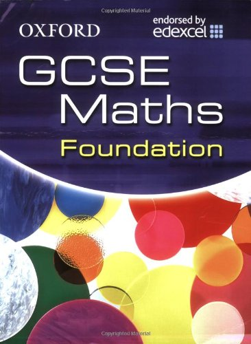 Oxford GCSE Maths for Edexcel: Foundation Student: Pate, Katherine