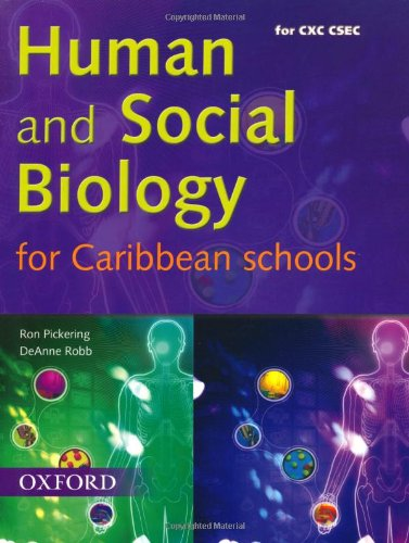 9780199151202: Human and Social Biology for Caribbean Schools