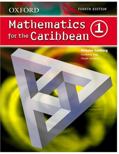 9780199151257: Oxford Mathematics for the Caribbean 1 (Bk. 1)
