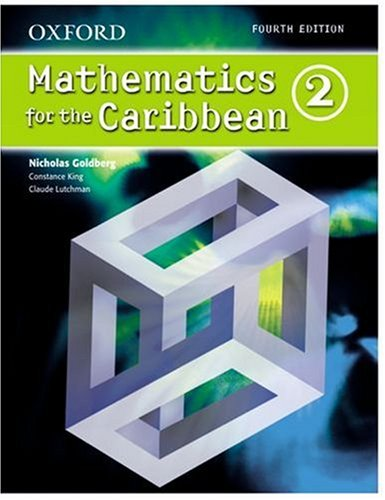 9780199151264: Oxford Maths for the Caribbean 2 (Bk. 2)