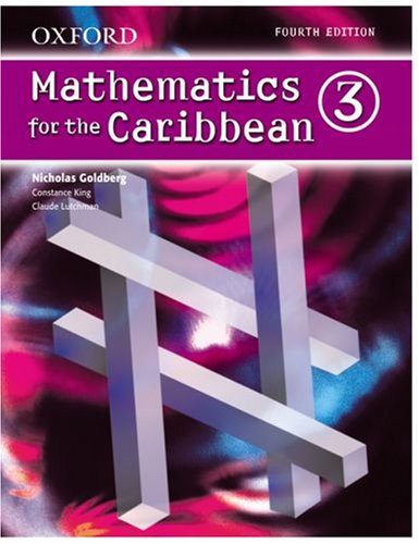 9780199151271: Oxford Mathematics for the Caribbean 3 (Bk. 3)