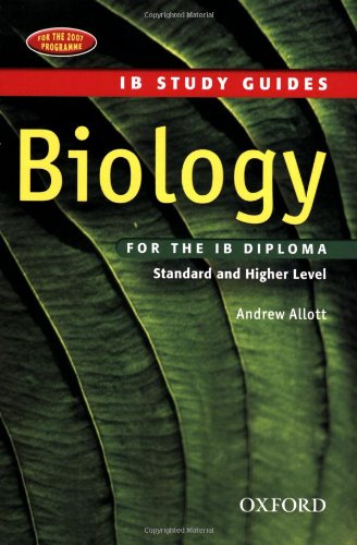 9780199151431: Biology for the IB Diploma