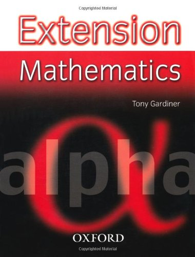 9780199151509: Extension Mathematics: Year 7: Alpha