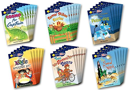 9780199151592: Oxford Reading Tree: All Stars: Pack 1: Class Pack (36 Books, 6 of Each Title)