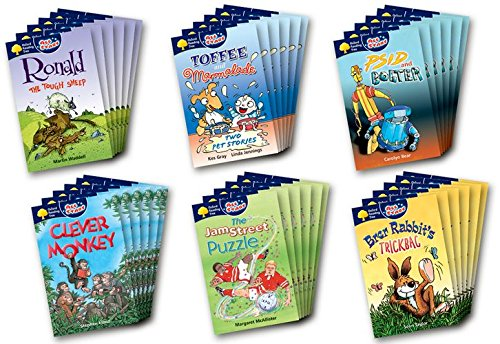 9780199151998: Oxford Reading Tree: All Stars: Pack 3: Class Pack (36 Books, 6 of Each Title)
