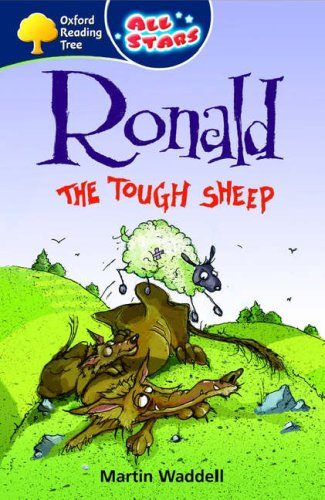 9780199152025: Oxford Reading Tree: All Stars: Pack 3: Ronald the Tough Sheep
