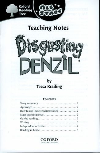 9780199152117: Oxford Reading Tree: All Stars: Pack 2: Teaching Notes