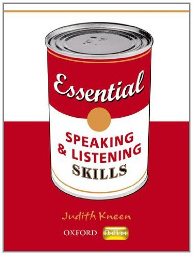 9780199152230: Essential Skills: Essential Speaking and Listening Skills