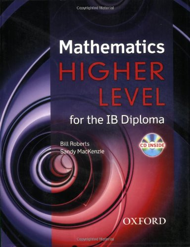 9780199152261: Mathematics Higher Level for the IB Diploma