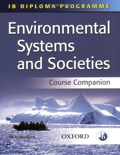 9780199152278: Environmental Systems and Societies