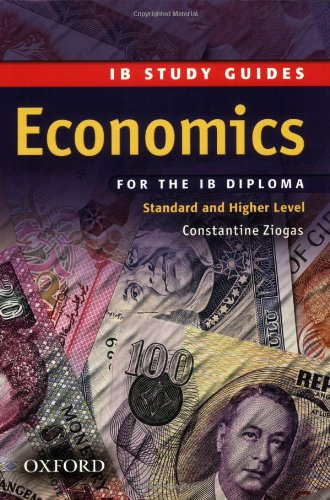 9780199152285: Economics for the IB Diploma: Study Guide (International Baccalaureate)