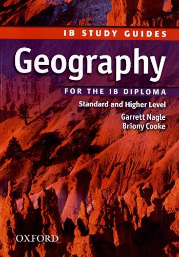 9780199152414: IB Study Guide: Geography