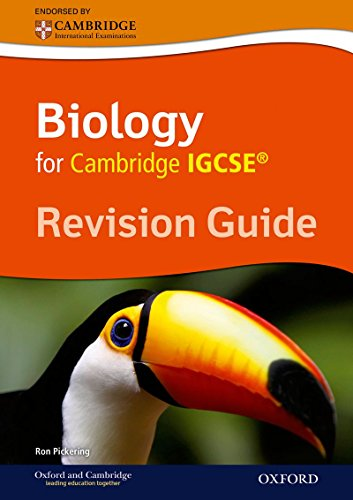 9780199152650: Cambridge Biology IGCSE® Revision Guide