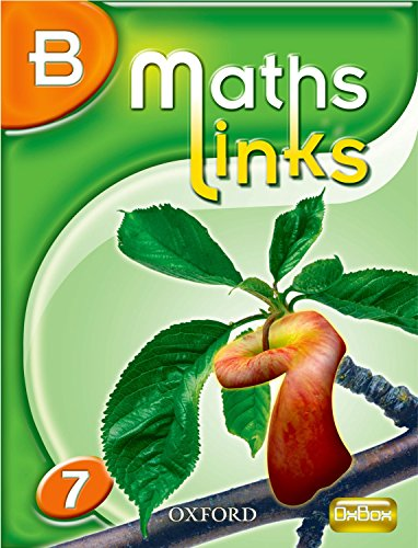 9780199152803: MathsLinks: 1: Y7 Students' Book B: 7B