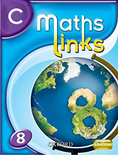 9780199152933: Mathslinks 2. Y8 Students' Book C