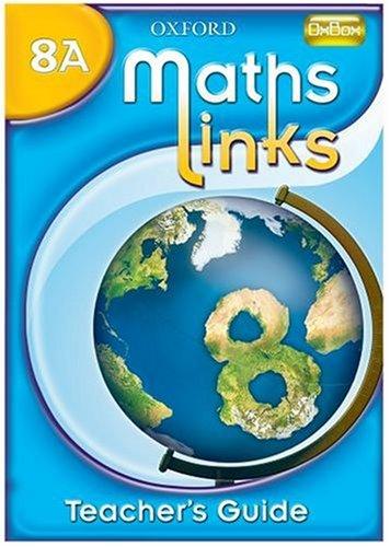 9780199152957: Mathslinks 2 Y8. Teacher's Book a