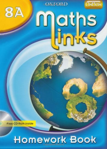 9780199152971: MathsLinks: 2: Y8 Homework Book A