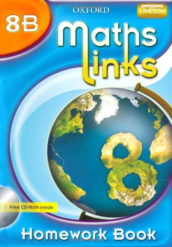 9780199152988: MathsLinks: 2: Y8 Homework Book B