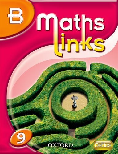 9780199153039: Mathslinks 3 Y9. Students' Book B