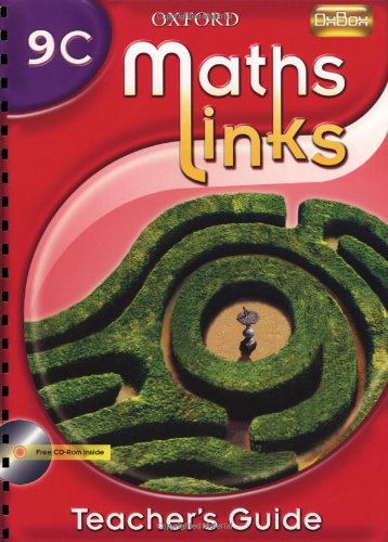 9780199153084: Mathslinks: 3: Y9 Teacher's Book C: 9c