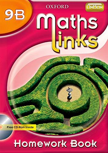 MathsLinks: 3: Y9 Homework Book B (9780199153114) by Ray Allan (author)