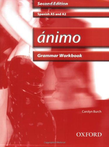 9780199153237: �nimo: Grammar Workbook & CD