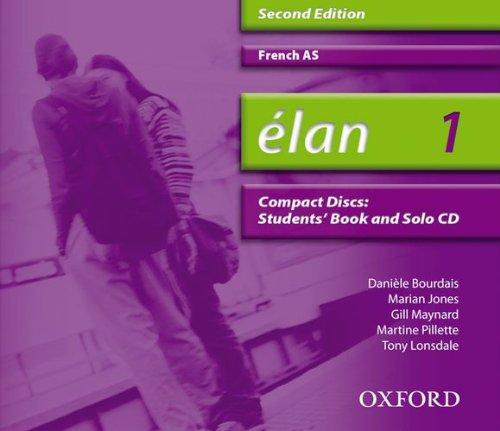 9780199153343: Elan 1: AS Audio CD