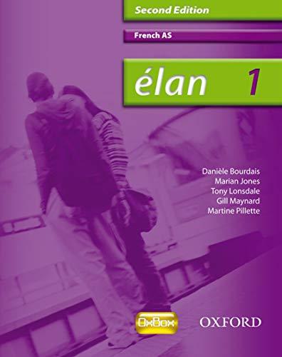 9780199153381: Elan: 1: As Students' Book (Oxbox)