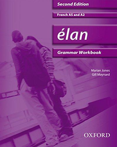 9780199153404: Élan: Grammar Workbook & CD