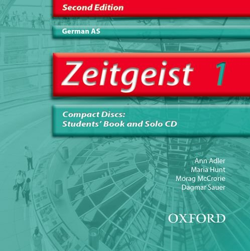 9780199153541: Zeitgeist: 1: AS Audio CDs