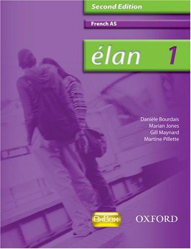 9780199153657: Élan: Edexcel Evaluation Pack