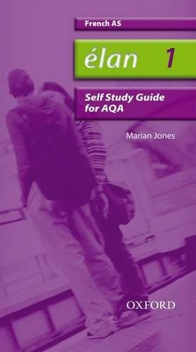 9780199153770: Elan: 1: AS AQA Self-Study Guide with CD-ROM