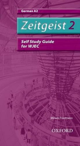 9780199154005: Zeitgeist 2. A2 Wjec Self-Study Guide