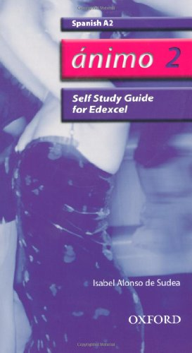 9780199154234: Nimo 2 A2. A2 Edexcel Self-Study Guide (Animo)