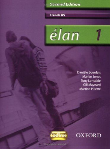 9780199154357: Élan: 1: AS Students' Book (AQA Pack of 10)
