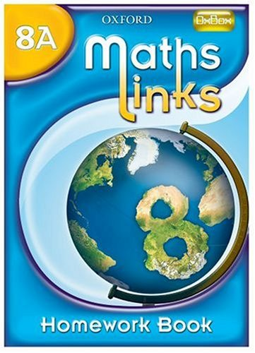 9780199154784: MathsLinks: 2: Y8 Homework Book A Pack of 15