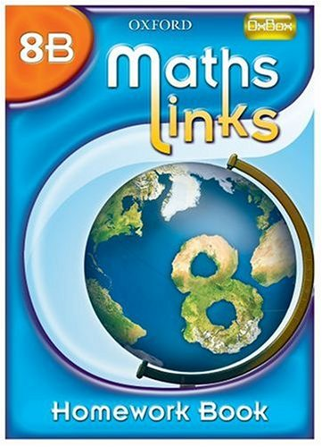 9780199154791: MathsLinks: 2: Y8 Homework Book B Pack Of 15