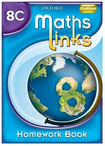 9780199154807: MathsLinks: 2: Y8 Homework Book C Pack of 15