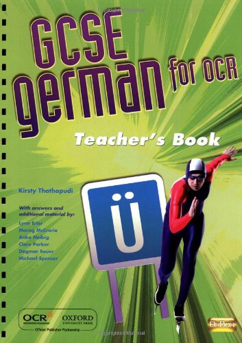 9780199154968: GCSE German for OCR Teacher's Resources Book (including e-Copymasters)