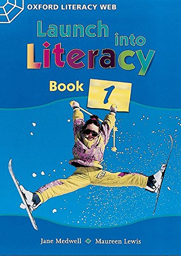 9780199155491: Launch Into Literacy - Foundation Book - Oxford L (Spanish Edition)