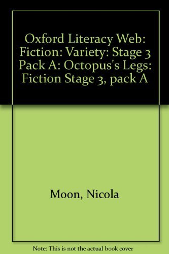 9780199156566: Oxford Literacy Web: Fiction Stage 3, pack A